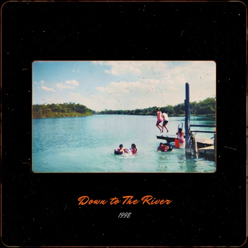 Cover Art - Down to The River 3